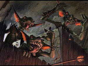 goblins de pathfinder 2