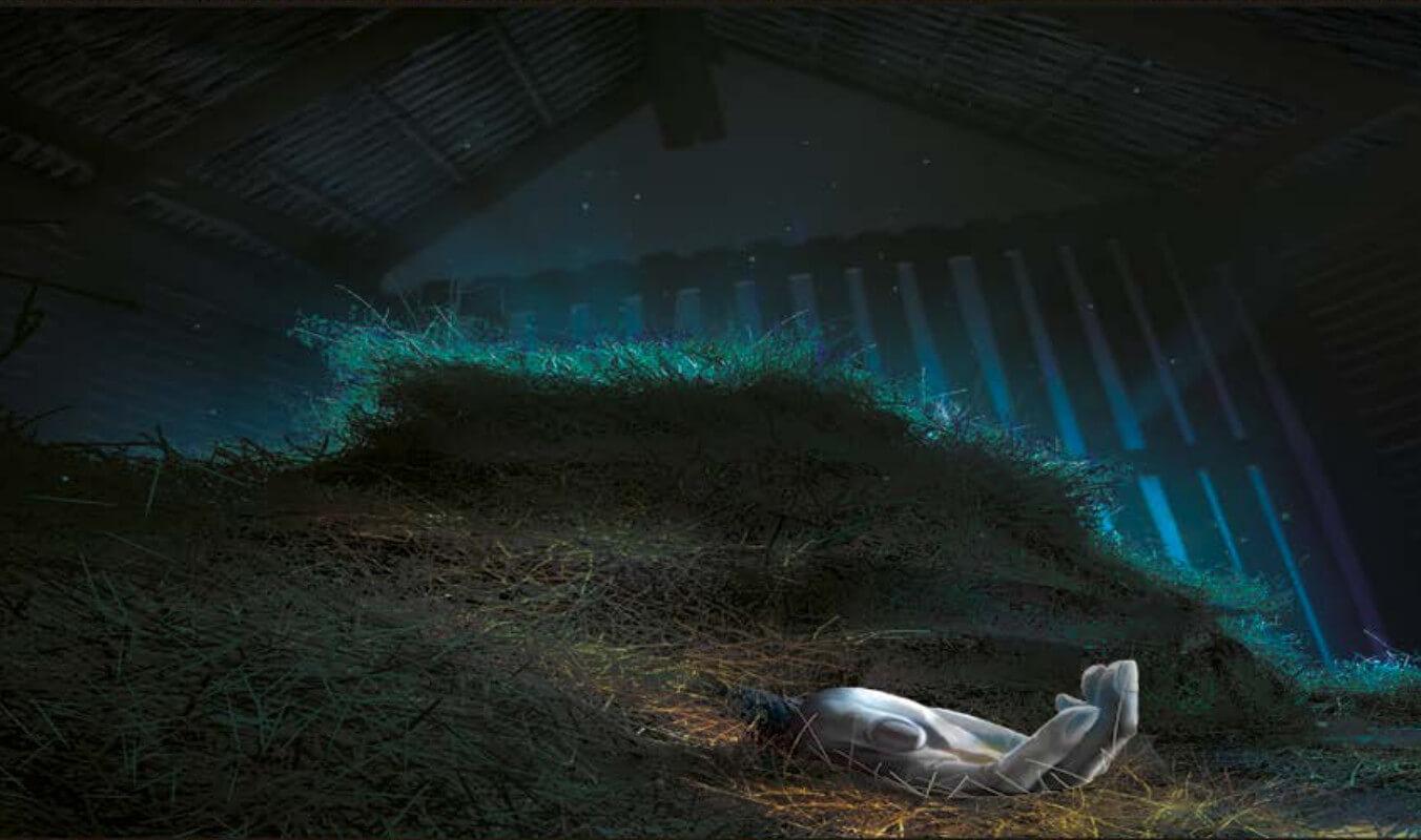Imagen de portada de Los Pecados del Padre, aventura para Savage Worlds