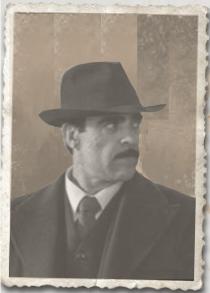 Personaje John Smith
